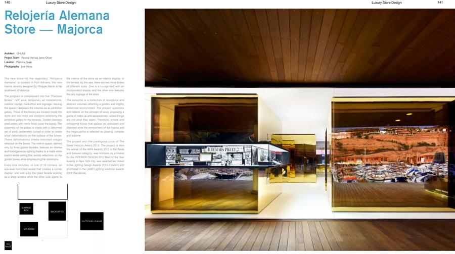Luxury Store Design 01