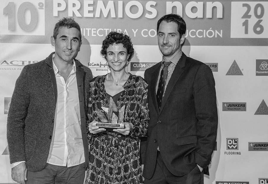 PREMIOS NAN +